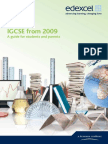 Igcse Guide for Students and Parents