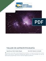 Taller Astro Fotografia