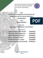 Informe Final Cuenca Chancay
