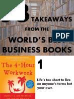 53takeawaysfromtheworldsbestbusinessbooks-140310154611-phpapp01