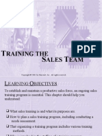 Chapter 10 Training the Sales Teams.ppt