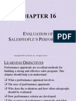 Chapter 16 Evaluation of Sales Performance.ppt