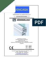 Catalogo Tecnico Eurofutur