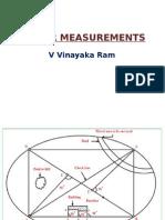 Linear Measurements Lecture 3 August 10 2015