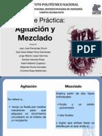 Intro Agitación y Mezclado de quimiostato