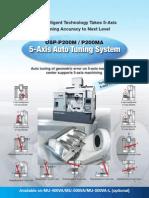 5 Axis Auto Tuning Brochure May2012