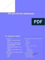 2g and 3g Air-Interfaces3370
