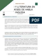 Guia 1. Género y literatura en los países de habla inglesa