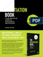 The Negotiation Book Sample Chapter