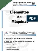 Elementos de Máquinas Ucdb