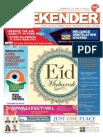 Indian Weekender 25 September 2015