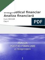 Diagnosticul financiar