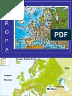 Europa Física y Política