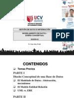 03 Sesion Modelamiento de Datos.- Diseño Conceptual
