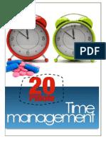 20 Consigli Di Time Management