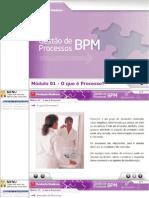 Gestão de Processos BPM