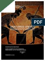 grafismos gregos
