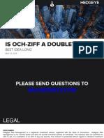OZM Analysis