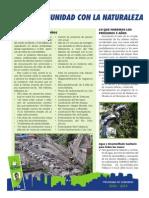 TAREA 4.- Comunidad con la Naturaleza y Servicios Básicos para Todos