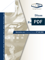 Dixon Coupling Prodedures Catalog