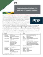 A Classificação Numérica Dos Produtos Nos Documentos Aduaneiros