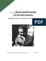 Amnistia Internacional MGF y Derechos Humanos