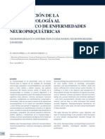 Contribución de La Neuro psicologia Al Diagnóstico de Enfermedades Neuropsiquiátricas