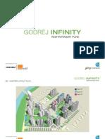 Godrej Infinity Floor Plan