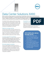 Dell DCS XA90 Spec Sheet - November 2014