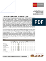 Treasury Outlook Mar