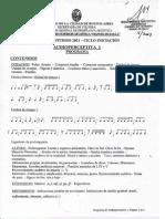 Conservatorio Manuel de Falla - Programa de Audioperceptiva I