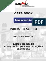 363-15 Data-book Laudo NR-10 Faurecia Porto Real