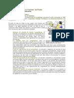 El Modelo de Las Cinco Fuerzas Competitivas de Porter