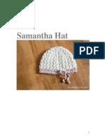 Samantha Hat Pattern
