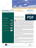 Quality Times Vol II Issue 2 Sep 2015