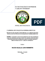 Proyecto Silva Luis