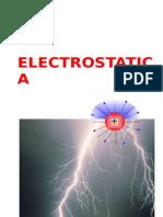 1.Electrostatica