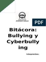 Bitácora de Bullying y Cyberbullying (1)