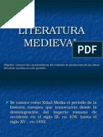 literatura medioevo