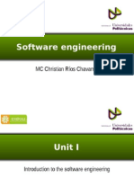 Introduction to the Software Engineering