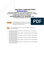 clinical supervision leadership styles.pdf