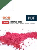 Catalogo Tatay 2013