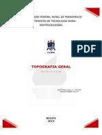 APOSTILA Topografia Geral - Prof José Machado UFRPE 2013 (1)