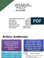 Arthur Anderson Case