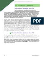 selenium-guidebook-dave.pdf