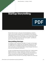 Startup Storytelling — on startups — Medium.pdf