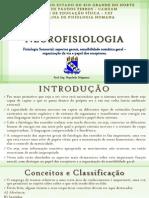 Aula Neurofisiologia Sensorial