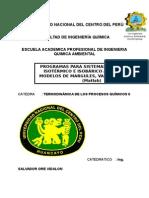 PROGRAMAS  EQUILIBRIO LIQUIDO VAPOR.docx
