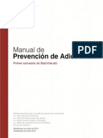 Manual Prevención de Adicciones Actualizado Jun-2015