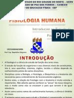 Aula de Introdução a Fisiologia Geral